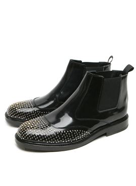 RD S.Studded Chelsea Boots