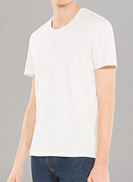 (70% off) RD Linen cotton T- shirt (3color)