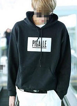 RD P.logo Cotton Hoddie(4colors)