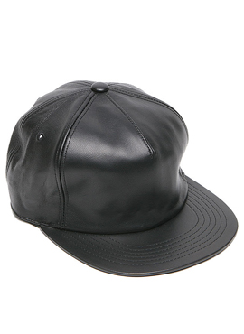 RD R.Leather snapback
