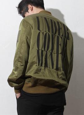 RD 15ss silkcotton ma-1 bomber jacket