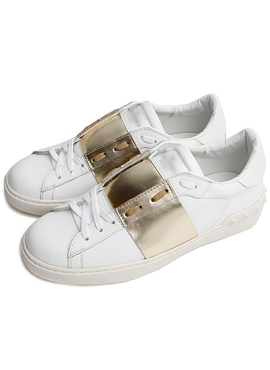 (Restock) Contrast hidden sneakers (4color)