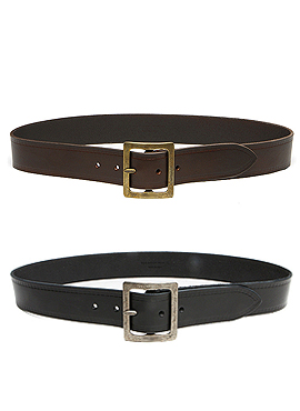 RD S.Square Belt (Black/ Brown)