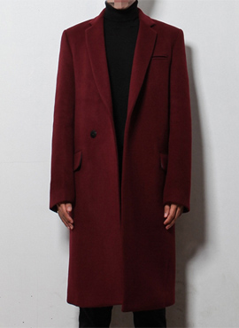 RD C.15fw wine coat