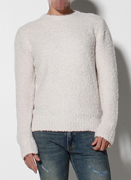 RD bouclé knit (3color)