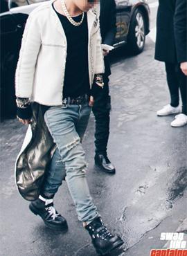 (Restock) RD S.15ss destyoed jeans