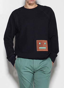 RD A.Face Sweatshirt