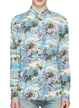 (Restock) S. Hawaiian Shirt