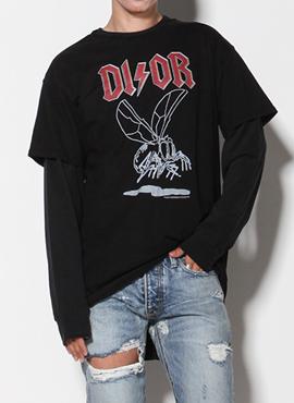 (Restock) World Tour D. T-shirt