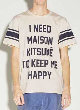 Kitsune T-shirts