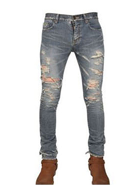 (30% off) RD S.14fw destroyed skinny jeans