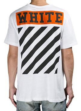 (Restock) OW. White T-Shirt