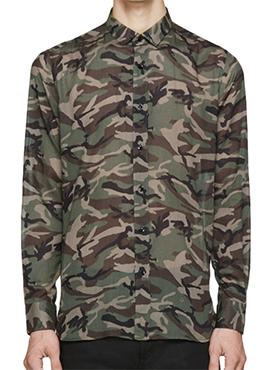 S. Camo Shirt (Same material)