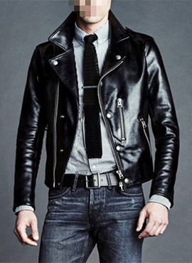 Tom leather jacket