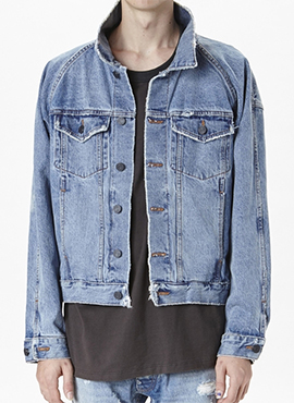 FOG Denim Jacket (Same Material)