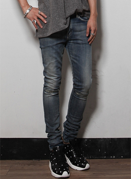 RD S.15ssknee ripped jeans