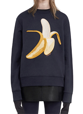 RD A.Banana Sweat Shirts