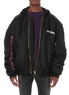 RD V.Black Oversized Hood Jacket