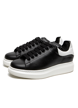RD MaQ. Oversized Sneakers Black(White)