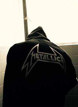 RD F. Metallica Hoodie