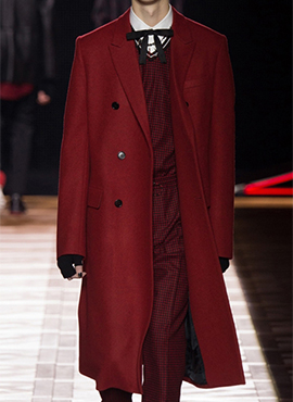 D. Red Double Coat