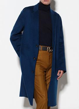 RD 16fw Charles Handmade Blue Coat
