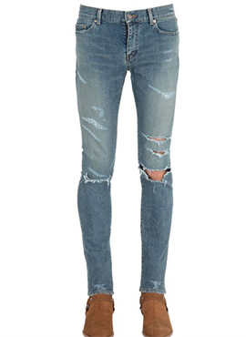RD S.15fw destroyed jeans
