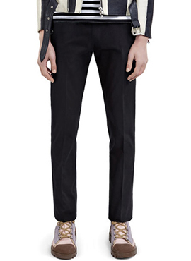 RD A.Cropped Slacks (4colors)