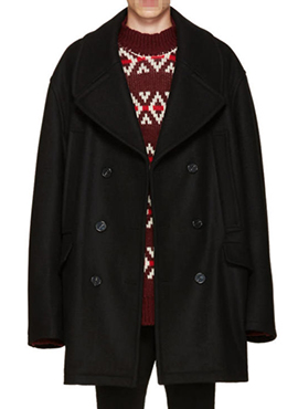 Raf. Super Oversized Coat