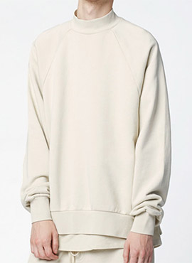FOG Pacsun Side Zipper Sweatshirt (2colors)