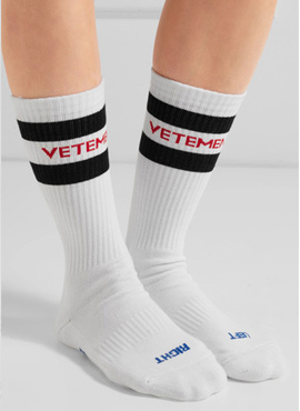 (Restock) RD  V.Main Socks(2colors)