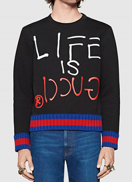 (Restock) G. Life is Gu Sweatshirt
