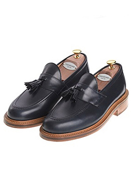 (Restock) RD TB. Classic tassel navy loafer