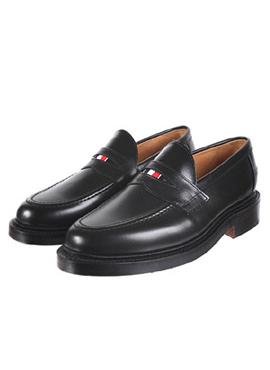 (Restock) RD TB. Classic tassel black penny loafer