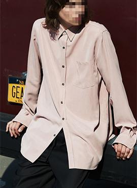 RD S.Pink Viscose Shirts