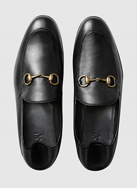 G. Brixton Loafers