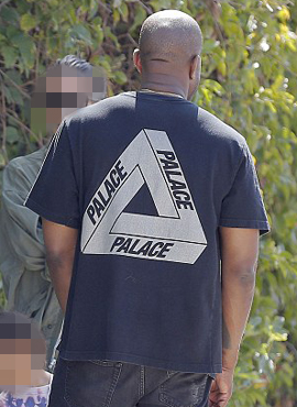 PALACE 3M T-Shirts White/Black