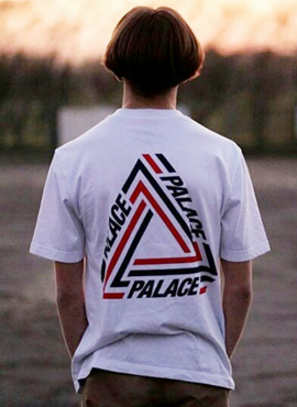 PALACE Signature Short Sleeve T(3color)