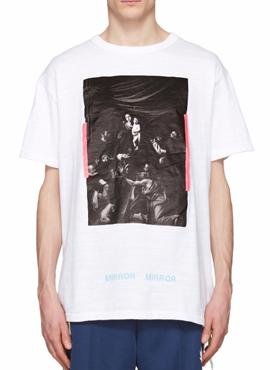RD OW.white caravaggio T-shirts