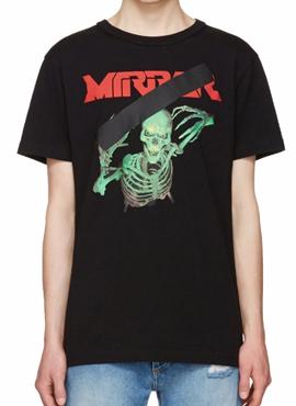 RD OW.Skull Mirror T-Shirt