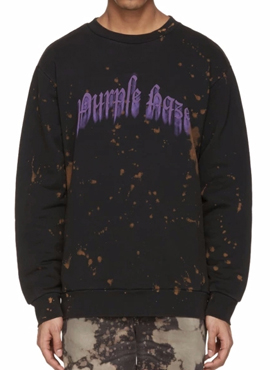(70% off) RD PA.Black Purple Haze Pullover
