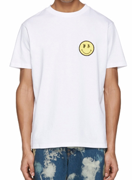 RD PA.White Smiling T-Shirt