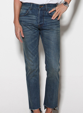 (30% off) RD Cutting Denim Pants