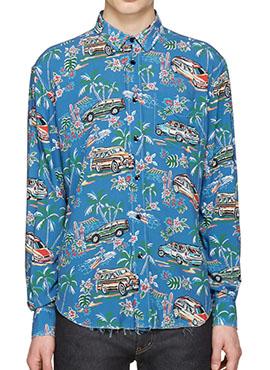 RD 17ss S.Hawaiian Shirts