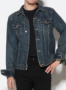 (40% off) RD 17SS S.Denim Jacket