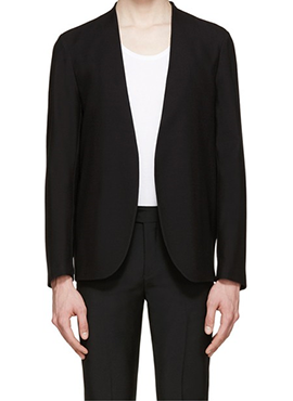 RD MM.Collarless Suit