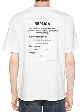 MM Replica T-Shirt(2color)