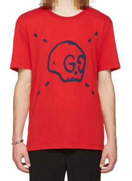 RD G. Ghost Red T-Shirt
