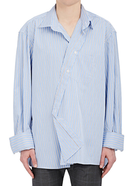 Vete x Comme Oversized Twist Shirts (Same Material)