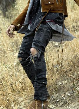 RD AM. Black Jeans